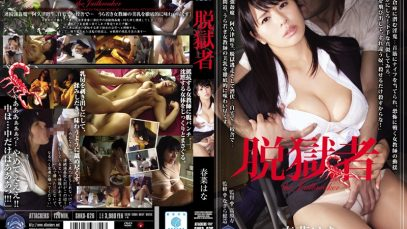 SHKD-626 Jailbreak's Haruna Hana